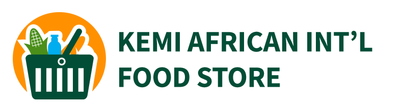 Kemi African International Food Store Logo